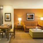 Comfortable and convenient lounges in rooms