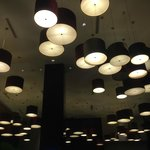 Interesting ceiling lamps