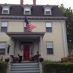 Yankee Peddlar Inn, Newport RI.