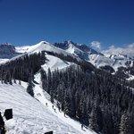 Ski Slopes of the San Juan Mountains
