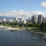 Taken from our walk across the Burrard Street Bridge