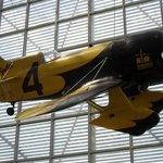 Gee Bee Racer from the 1930's