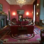 Enjoyed afternoon tea and drinks before dinner in this beautiful room