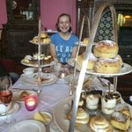 Afternoon Tea at the Manor