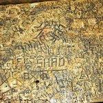 Table top carvings