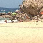 playa El Chileno