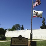 Sutter Fort Flags