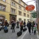 Segway Tours offered