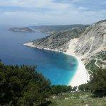 Myrtos Beach - has to be seen to be believed
