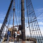 Mayflower 2, Plymouth, USA