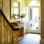 Entrance Hall - Original Victorian Features