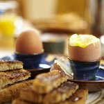 Boiled Eggs and Buttered Soldiers