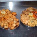 fritto misto alla piemontese su prenotazione