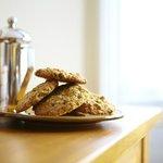 Homemade Cookies and Coffee