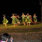Old Lahaina Luau dancers