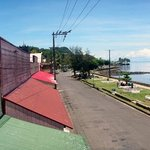 Levuka Main Street from Kim's Jan1/14
