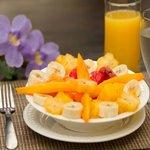 Mango, starfruit, papaya, oh my!
