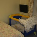 Room with Cot