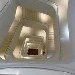 Caixa Forum stairwell