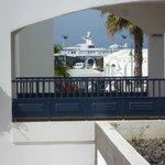 From our balcony towards the Marina
