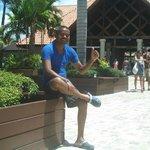 Turista dominicano en  IFA Villas Bávaro IFA Villas Bávaro Resort y Spa