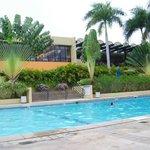 1st pool area