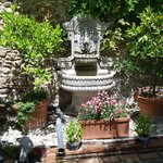 fontaine de la terrasse