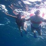 Great snorkeling trip.