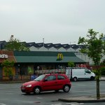 McDonald's, The Rock Retail Park