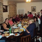 Dinner for 30 from Newtonmore Takeaway