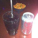 Bebida y botana