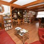 Ground floor Lounge at the Roessli