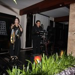 Great music at lounge /bar by Rein ramos and Jun , Philippine singing imports!