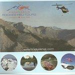 Rockies Heli Tours, Canada.