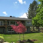 Methow Suites--a friendly, beurtiful place
