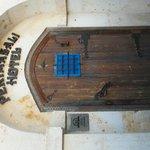Perimasali Entrance Door .