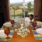 Great breakfasts at Methow Suites