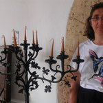 Alcazar de Colon - many beautiful furnishings/antiques