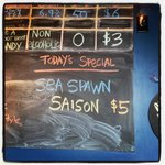 Daily Special: Sea Spawn Saison