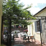 Cafe La Ruche Patio on 31st Street