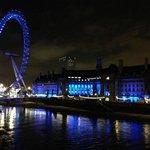 LONDON EYE AND MARRIOTT COUNTY HALL