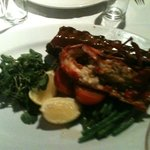 steak and lobster main