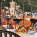 Enjoy delicious meals at the only rooftop restaurant in Dubrovnik's Old Town - Above 5