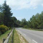 Estrada Montagne Saint Victoire