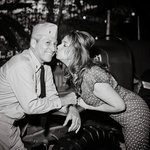 1950's Military Couple photo shoot - Naval Aviation Museum