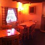 Country village pub.