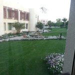 Our view from room..
