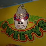 Sweety's, Springfield, OR Simpsons