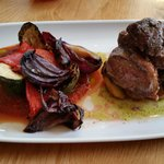 lamb with ratatouille