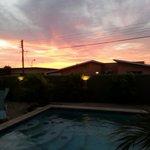 Sunset la boheme